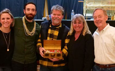 Winners Split $9,000 in Gold and Silver Raffle and Gala