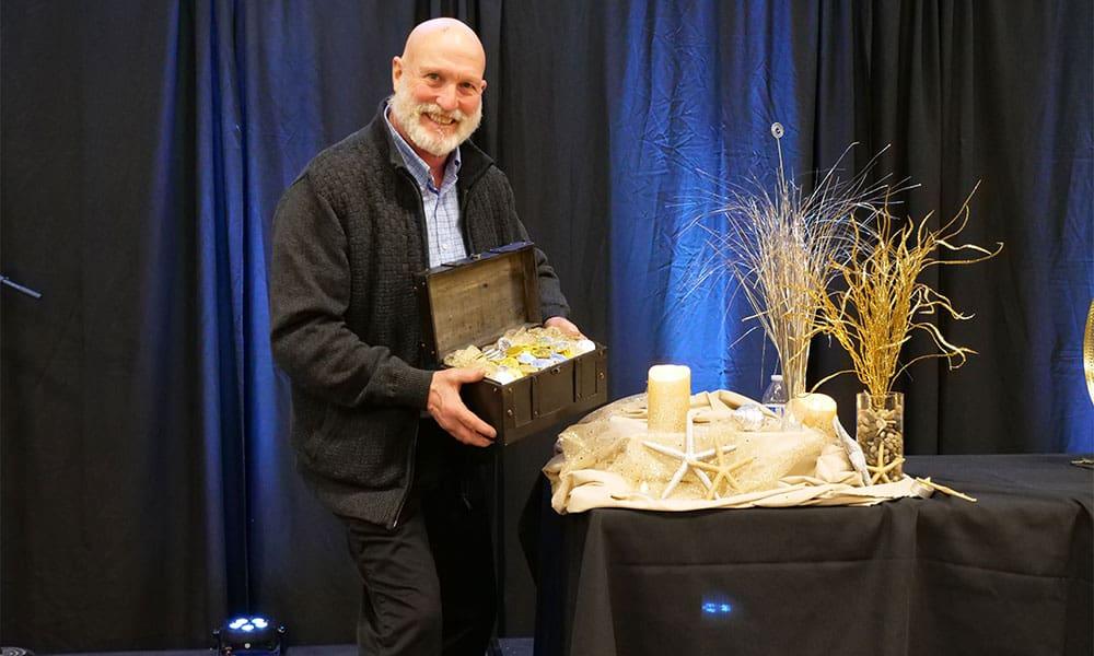 Steve Larson, Gold and Silver Winner